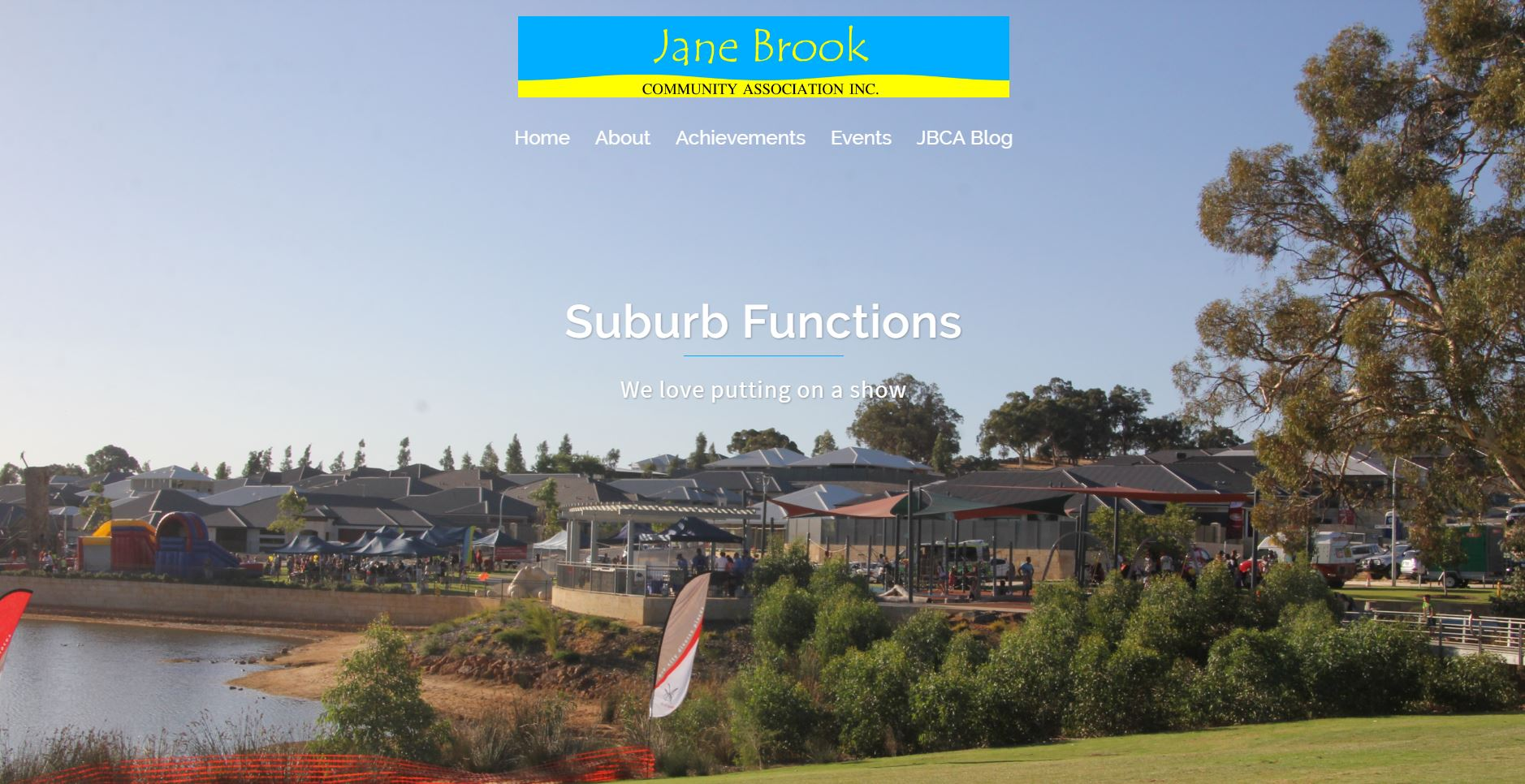 Jane Brook Community Association
