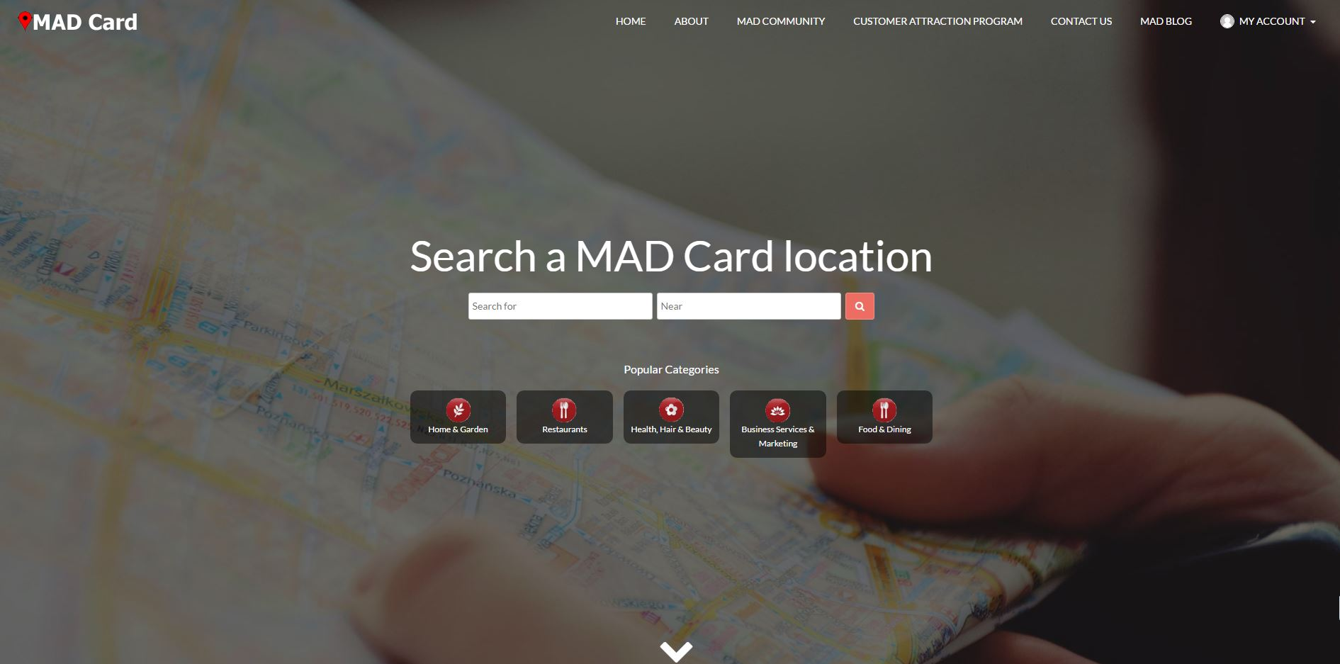 MAD Card